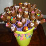 Chocolate Covered Marshmallows!!!!!!!!!!!!