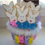 Bunny Rabbit Cookie Pops