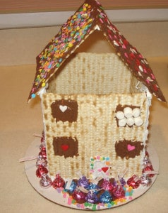A MATZOH HOUSE FOR PASSOVER