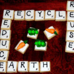Earth Day Scrabble, Anyone?