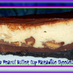 OREO PEANUT BUTTER CUP PARADISE CHEESECAKE!!!