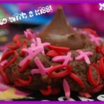 VALENTINE KISS COOKIES