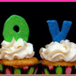 love cupcakes XOXO