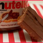 NUTELLA CANDY BARS!