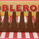 TOBLERONE SOUFFLE CAKE