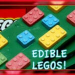 LEGO CHOCOLATE BARS