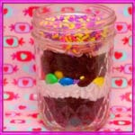 BROWNIE MASON JAR