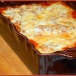 NATIONAL LASAGNA DA