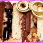 CRAZY CHOCOLATE CHEESECAKE LAYER CAKE