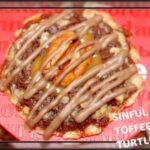 SINFUL TOFFEE TURTLES