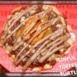SINFUL TOFFEE TURTLES