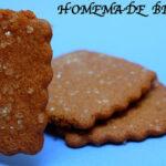 HOMEMADE BISCOFF