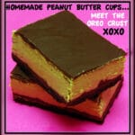 PEANUT BUTTER DREAM BARS