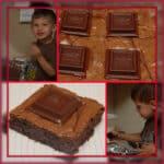 CHOCOLATE + RASPBERRY = YUM!!!!!!