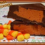 HOMEMADE BUTTERFINGER CANDY BARS!