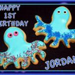 JORDAN TURNS 1!!!!