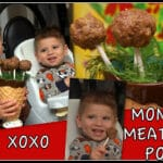 MONDAY MEATBALL POPS!