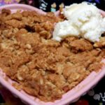 SECRET RECIPE CLUB….APPLE CRISP