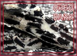 OREO BARK