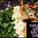 PARSLEY & GARLIC CHICKEN