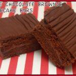 TRIPLE CHOCOLATE CHEESECAKE BROWNIES