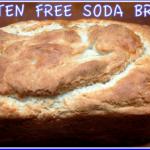 GLUTEN FREE IRISH SODA BREAD