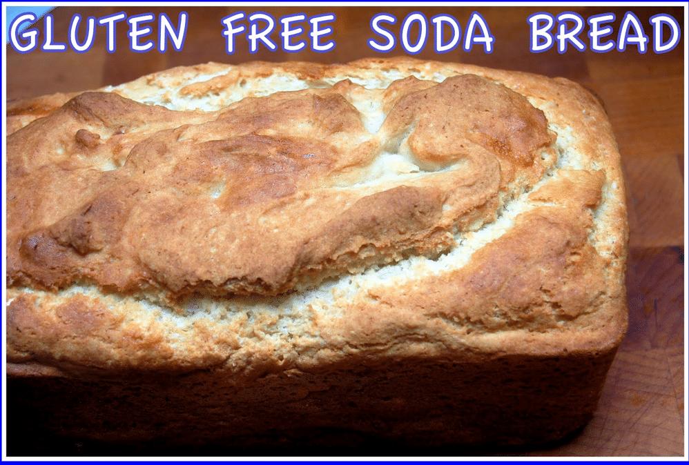 GLUTEN FREE IRISH SODA BREAD - Hugs and Cookies XOXO