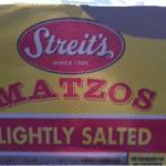 MATZO CRACKLES