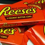 REESE'S PEANUT BUTTER CUP S'MORES!!!!
