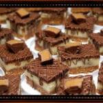 ROLO CHEESECAKE BARS….INSANELY DELISH!!!!!!!!!!!