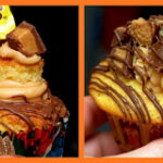 REESE'S PEANUT BUTTER CUP ….CUPCAKES