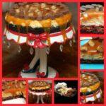 Caramel Peanut Butter Cheesecake