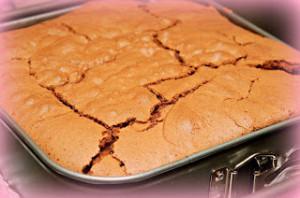 FLOURLESS CHOCOLATE CAKE!