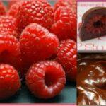 CHOCOLATE GANACHE RASPBERRIES