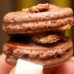 SNICKERS MACARONS…I KID YOU NOT!