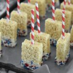 JULY 4TH MARSHMALLOW POPS