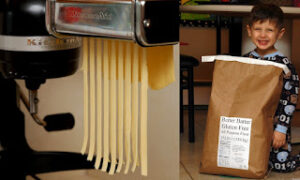 BETTER BATTER HOMEMADE PASTA!