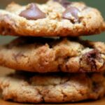CHOCOLATE RASPBERRY PEANUT BUTTER CUP COOKIES