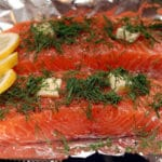 MOST DELICIOUS SALMON THAT PREPS IN 2 MINUTES FLAT!