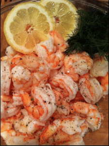 SPECTACULAR SHRIMP SALAD