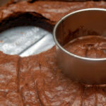 BROWNIES+CHOCOLATE +LUSTER DUST=WOW FACTOR!