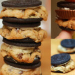 OREO CHOCOLATE CHIP COOKIES…PLUS A PEANUT BUTTER CUP!