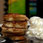 BUTTERMILK PANCAKES!