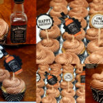 JACK DANIEL'S CUPCAKES FOR THE GROWN UPS!