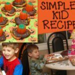 SIMPLE HALLOWEEN RECIPE FOR THE KIDS