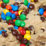 M & M COOKIES….EXTRA THICK!