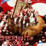 PEPPERMINT LOVER'S CREAM PUFFS!