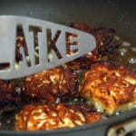 BEST LATKES YET….AND GLUTEN FREE!