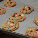 THE MOST AMAZING FUNFETTI SPRINKLE COOKIES!!!