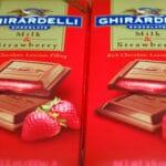 Ghirardelli Milk Chocolate & Strawberry Brownies